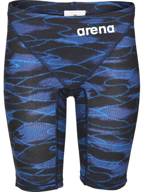 arena Powerskin ST 2.0 LTD Edition Spodenki kąpielowe Dzieci niebieski/czarny